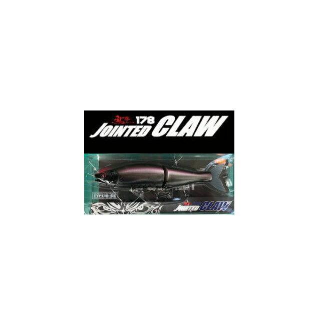 【ガンクラフト】ジョインテッドクロー 178 問屋限定カラー:M-09 暁 【GAN CRAFT JOINTED CLAW】 ジョイクロ バスフィッシング用ビッグベイト