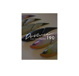 ご予約・9月中旬入荷予定 2020新色【エレメンツ ELEMENTS】ダヴィンチ190 Davinci190