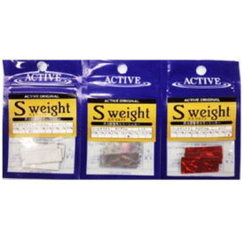 ACTIVE アクティブ エスウエイト S-Weight