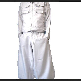 "Tiger 1 ""tail General' jacket & super super long / 8 trousers deals down set 37. Silver (7260s554418)"