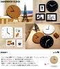 SANDWICH CLOCK小组简单,并且有轻~墙壁装饰钟表/漂亮的/摩登/北欧|墙壁装饰钟表|钟表|挂钟|室内装饰|打扮|挂钟挂钟钟表