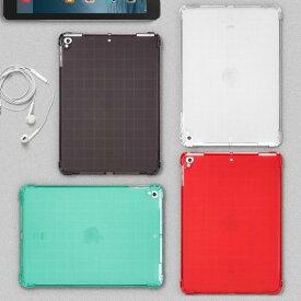 NEW iPad 9.7インチ 2017/2018年モデル(第5/6世代)/iPad Pro 9.7インチ(2016年)/iPad Air/Air2通用/Pro10.5inch/Air3 2019/iPad mini/2/3/4/MINI5選択 TPU ソフト バックカバー TPUケース シリコン 四角衝撃防止 マットタイプ(ホワイト ブラック グリーン レッド)4カラー選択