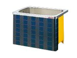 【最安値挑戦中!最大25倍】クリナップ 浴槽 SXB-91AW(R・L) ブルー(B) マルチカラー・ステンレス浴槽 間口90cm 据置式1方全エプロン [♪△]
