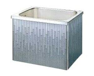 【最安値挑戦中!最大25倍】クリナップ 浴槽 SDL-82A(R・L) モダンブロック・ステンレス浴槽 間口80cm 据置式2方全エプロン [♪△]