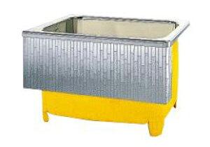 【最安値挑戦中!最大25倍】クリナップ 浴槽 SDL-101HW(R・L) モダンブロック・ステンレス浴槽 間口102cm 埋込式1方半エプロン [♪△]