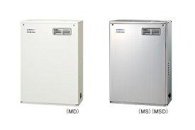 【最安値挑戦中!最大25倍】石油給湯器 コロナ UIB-NX46R(MSD) 屋外設置型 前面排気 シンプルリモコン付 [♪∀■]