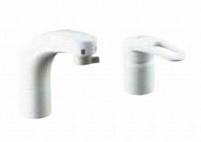【最安値挑戦中!最大24倍】水栓金具 INAX SF-F800SYNU 即湯水栓・ほっとエクスプレス即湯システム FWP/洗髪タイプ(エコハンドル) 逆止弁 寒冷地用 [□]