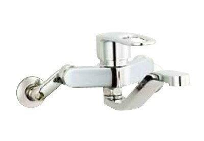 【最安値挑戦中!最大17倍】水栓金具 INAX SF-WM436SY キッチン用 壁付 クロマーレS(エコハンドル) シングルレバー 一般地 [□]