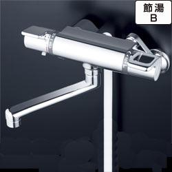 【最安値挑戦中!最大24倍】シャワー水栓 KVK KF880T 浴室シャワー水栓 サーモスタット式シャワー