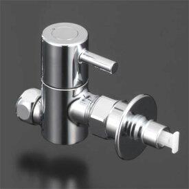 【最安値挑戦中!最大24倍】水栓部材 KVK K1011 分岐止水栓