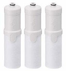 【最大44倍スーパーセール】トクラス JCSP1 浄水器 カートリッジ 浄水カートリッジ 浄水器内蔵シャワー混合水栓交換用カートリッジ(3ヶ入) [≦]