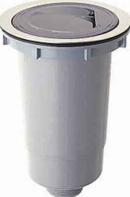 【最安値挑戦中!最大33倍】水栓金具 カクダイ 4525S 流し台トラップ [□]