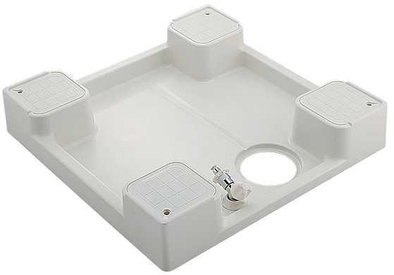 【最安値挑戦中!最大33倍】水栓 カクダイ 426-501 洗濯機用防水パン(水栓つき) [□]