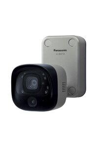 【最安値挑戦中!最大25倍】インターホン パナソニック VL-WD712K センサー付屋外ワイヤレスカメラ(電源コード式) システムアップ別売品 [∽]