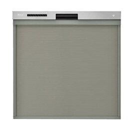 【最安値挑戦中!最大25倍】リンナイ RSW-404LP 食洗機 ビルトイン 食器洗い乾燥機 幅45cm スライドオープンタイプ ハイグレード ステンレス調ハーフミラー [≦]