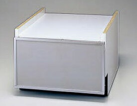 【最安値挑戦中!最大25倍】食器洗い乾燥機 リンナイ KWP-454K-SV 下部キャビネット 45cm幅 スライドオープンタイプ用 シルバー [≦]