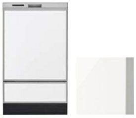 【最安値挑戦中!最大25倍】食器洗い乾燥機 リンナイ オプション KWP-SD401P-W 化粧パネル ホワイト(光沢) SD専用 [≦]