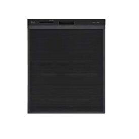 【最安値挑戦中!最大25倍】リンナイ RSW-SD401A-B 食洗機 ビルトイン 食器洗い乾燥機 幅45cm 深型スライドオープン ぎっしりカゴタイプ スタンダード 自立脚付きタイプ ブラック [≦]
