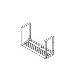 【最大44倍スーパーセール】クリナップ コルティ 部材 MTA1-60 ステンレスパイプ棚 1段タイプ 間口60cm [♪△]