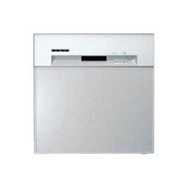【最安値挑戦中!最大25倍】【納期3か月以上】千石 SEW-S450A(S) 食器洗い乾燥機 スライドタイプ シルバー 45cmタイプ [♪]