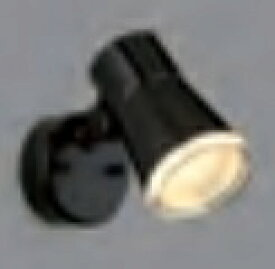【最安値挑戦中!最大25倍】因幡電機産業 JBK 640 558 アウトドアスポット LED付 拡散 電球色 防雨型 白熱球60W相当黒色