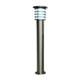 【最安値挑戦中!最大25倍】因幡電機産業 SPL-10-WH ガーデンライト LED一体型 電源工事不要 白色 防雨型 白熱球10W相当シルバー [(^^)]