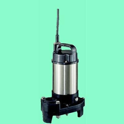 【最安値挑戦中!最大17倍】排水水中ポンプ テラル 40PL-5.25 50Hz 樹脂製 汚水タイプ 非自動式 [■]