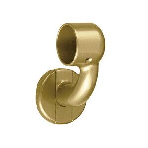 【最安値挑戦中!最大25倍】トイレ関連 三栄水栓 W591-2CR-35-AG 手すり C形ブラケットL止(R) [□]