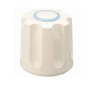 【最安値挑戦中!最大21倍】三栄水栓 PR281FS 水栓部品 レバー・ハンドル・スピンドル セブンハンドルホワイト [○]
