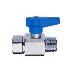 【最安値挑戦中!最大25倍】水栓金具 三栄水栓 V660-13 ナット付ボールバルブ [□]