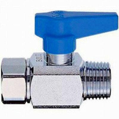 【最安値挑戦中!最大21倍】水栓金具 三栄水栓 V660-13 ナット付ボールバルブ [□]