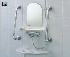 【最安値挑戦中!最大25倍】パブリック用手すり TOTO T113BD6 浴室洗い場用 I型 ステンレス [■]