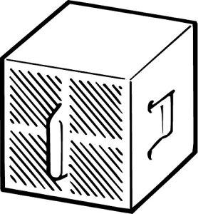 【最大43.5倍お買い物マラソン】トイレ関連部材 INAX/LIXIL CWA-29 シャワートイレ用付属スーパーセピオライト 脱臭カートリッジ [◇]