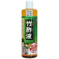 【日本漢方研究所】 竹酢液 550mL