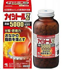 【第2類医薬品】【2個以上で送料無料(沖縄・北海道は送料760円となります)】【小林製薬】ナイシトールZ 420錠
