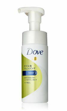 【Dove】ダヴ オイル泡クレンジング 135ml【ユニリーバ】