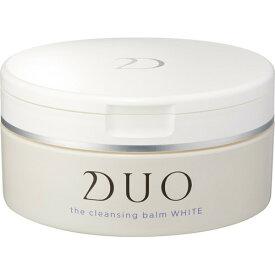 DUO(デュオ) ザ クレンジングバーム ホワイト(90g)【DUO(デュオ)】【4個以上お買い上げで送料無料になります(沖縄・北海道・離島を除く)】