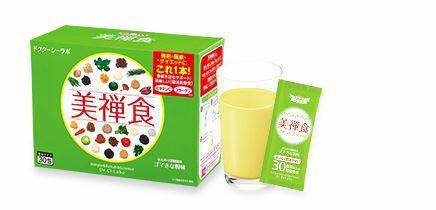 【ドクターシーラボ】 美禅食 30包入りゴマきな粉味