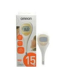 【OMRON】(オムロン)電子体温計 けんおんくん MC-682(約15秒予測検温)【4個以上お買い上げで送料無料になります(沖縄・北海道・離島を除く)】