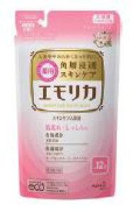 花王 エモリカ 薬用入浴液 フローラルの香り[つめかえ用]360ml