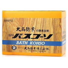 【医薬部外品】【大高酵素】 バスコーソ 100g×6袋入り (入浴剤)
