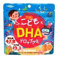 【ユニマットリケン】こどもDHA ドロップグミ 90粒