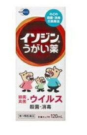 【第3類医薬品】イソジンうがい薬120ml
