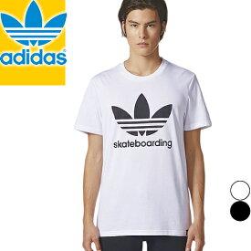 アディダス Tシャツ 半袖 メンズ ロゴ トレフォイル オリジナルス adidas CLIMA 3.0 TEE BR4997 BR5007 [メール便発送]