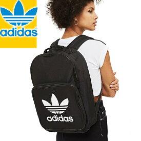 アディダス オリジナルス リュックサック バックパック レディース メンズ ブラック 黒 通学 adidas Originals BACKPACK CLASSIC TREFOIL