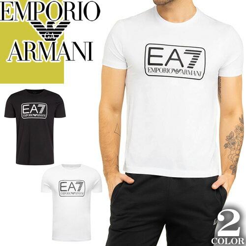 エンポリオアルマーニ ショルダーバッグ メンズ 斜めがけ かっこいい ブランド ナイロン 軽量 EMPORIO ARMANI EA7 275670 CC733