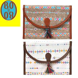 BOBO ボボ 母子手帳ケース マルチケース カードケース ジャバラ ブランド おしゃれ 出産祝い 女の子 男の子 ギフト [メール便発送]