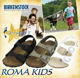 birukenshutokkukizzuroma BIRKENSTOCK ROMA KIDS