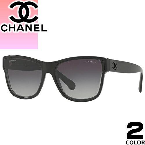 シャネル CHANEL サングラス 新作 レディース メンズ ブランド UVカット 薄い 色 紫外線対策 ウェリントン 5386A 714/S5 1191/S6 [S]