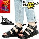 ドクターマーチン Dr. Martens サンダル レディース メンズ グリフォン ぺたんこ 厚底 歩きやすい おしゃれ 大きいサ…